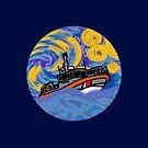 Coast Guard - Starry Night - 45 RBM by AlwaysReadyCltv