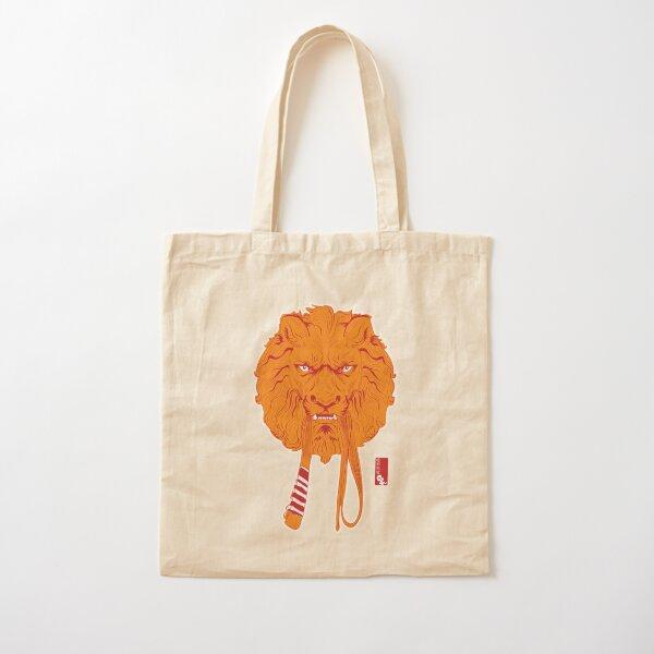 Lion  Cotton Tote Bag
