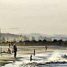 Coolangatta Beach by Craig Shillington