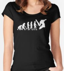 Evolution - Warhammer 40k Women's Fitted Scoop T-Shirt