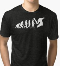 Evolution - Warhammer 40k Tri-blend T-Shirt