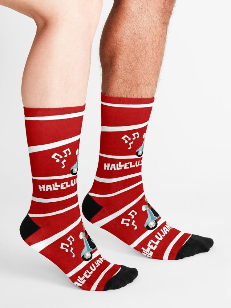 Alternate view of Hallelujah Socks