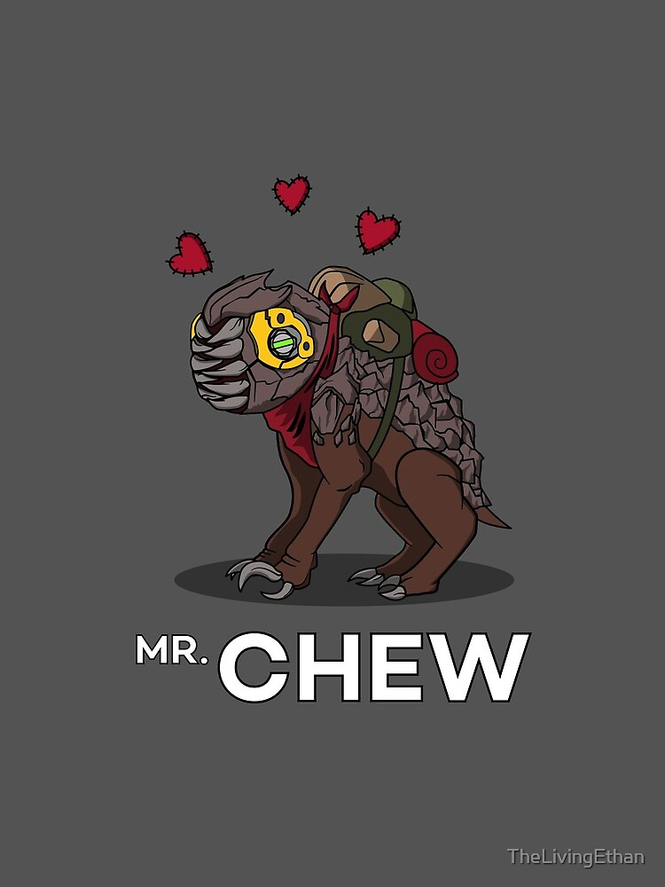 Mr, Chew by TheLivingEthan