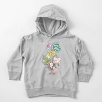 See the World Toddler Pullover Hoodie