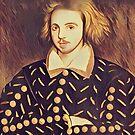 CHRISTOPHER MARLOWE - poet, spy, Elizabethan, friend of Shakespeare by Clifford Hayes
