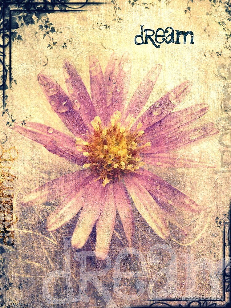 Dreaming Is Free by Vanessa Barklay