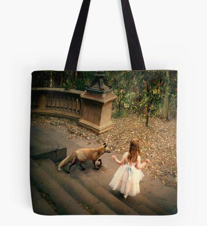 I Had a Place Tote Bag