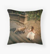I Had a Place Throw Pillow