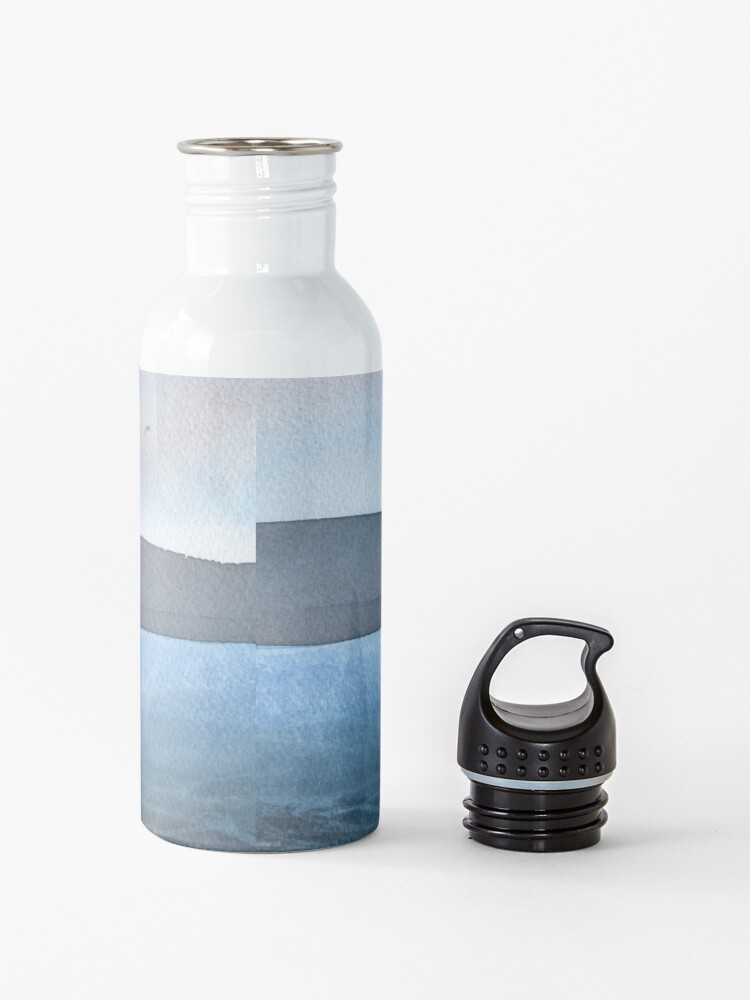 Alternate view of Berwick Law and Craig Leith, November 2018 Water Bottle