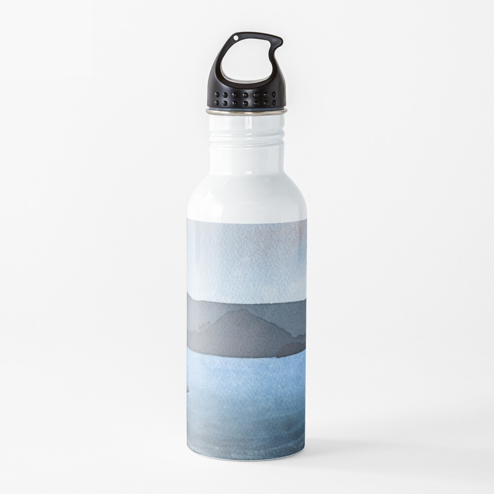 Berwick Law and Craig Leith, November 2018 Water Bottle