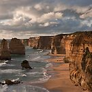 Sunkissed Apostles by Heath Carney