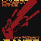 Phased Plasma Rifle im 40 Watt Bereich von McPod
