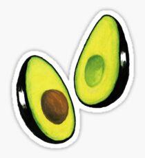 **Avocado** Sticker