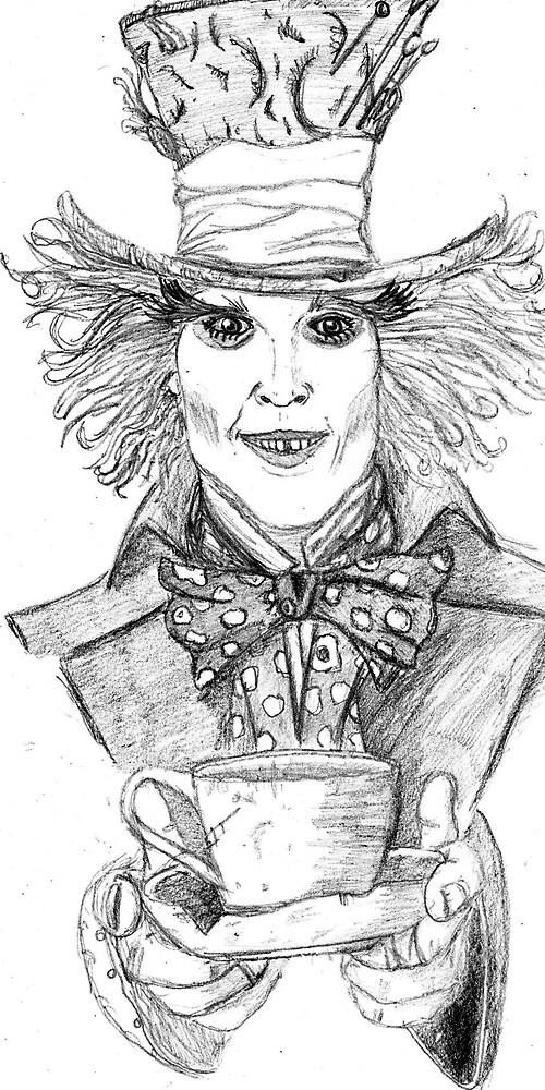 Mad as a Hatter? by Rob0499