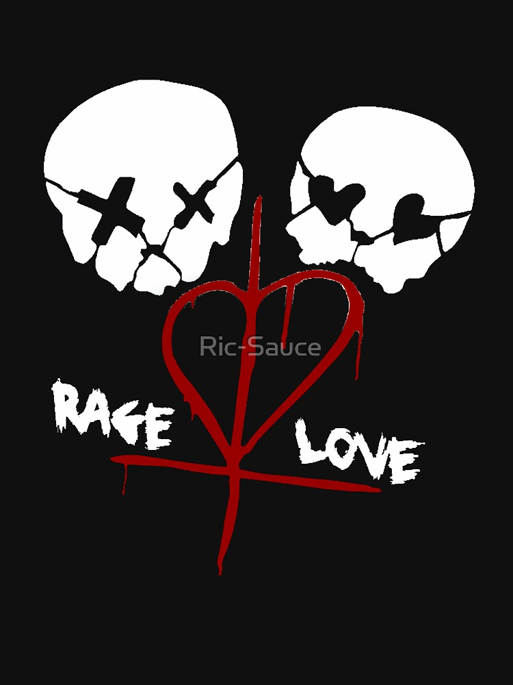 Green Day American Idiot Rage and Love by Ric-Sauce