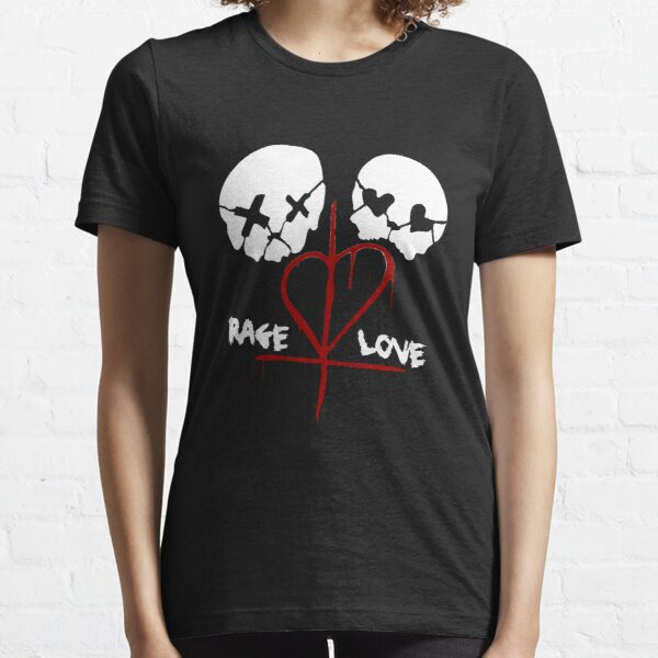 Green Day American Idiot Rage and Love Essential T-Shirt