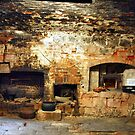 The Old Kitchen by Clive