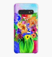 Bright Bouquet Case/Skin for Samsung Galaxy