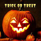 Trick or Treat! by Kamira Gayle