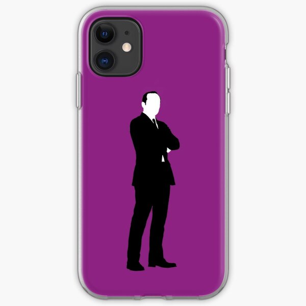 Purple Coulsons iPhone Soft Case
