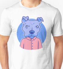 A Very Good Boy Slim Fit T-Shirt