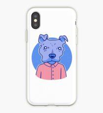 A Very Good Boy iPhone Case