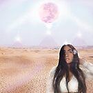 Egyptian princess by MarleyArt123