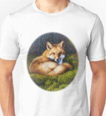 Red Fox Unisex T-Shirt