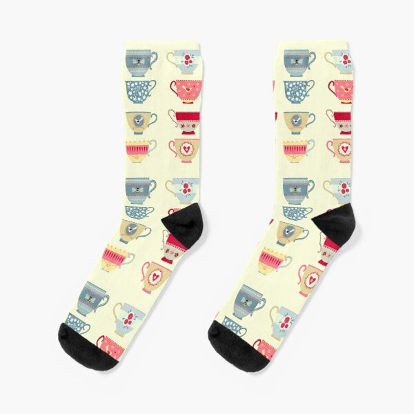 Tea Cups Socks