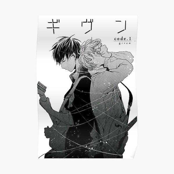 Given: Ritsuki Uenoyama and Mafuyu Sato Poster