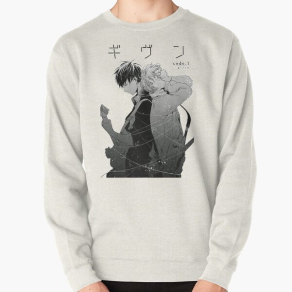 Given: Ritsuki Uenoyama and Mafuyu Sato Pullover Sweatshirt