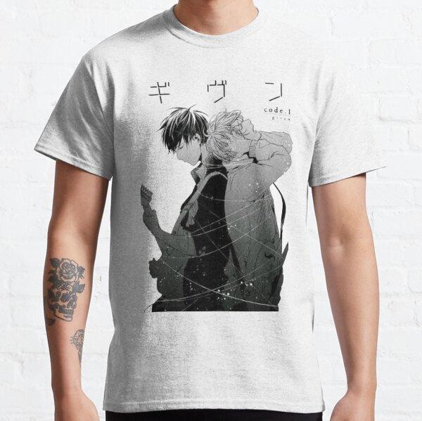 Given: Ritsuki Uenoyama and Mafuyu Sato Classic T-Shirt