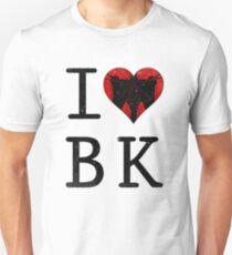 I Love Brooklyn BK, NY Unisex T-Shirt
