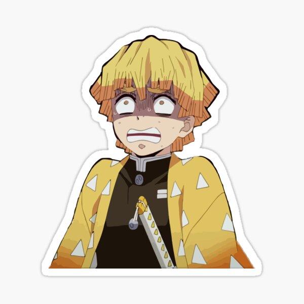 Zenitsu Sticker