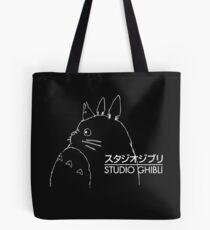 Studio Ghibli Inspired Totoro Tote Bag