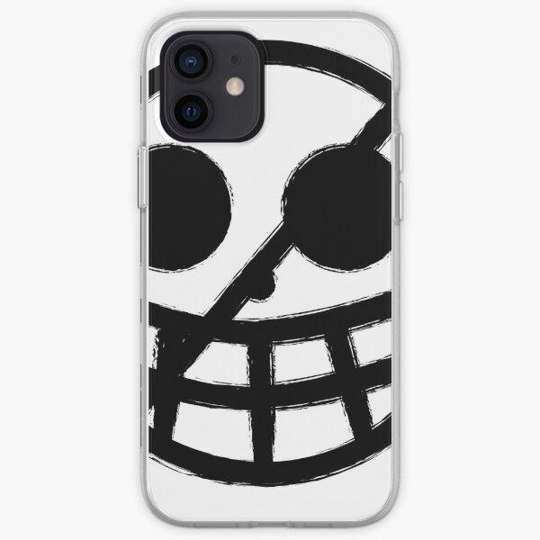 Doflamingo Jolly Roger iPhone Soft Case