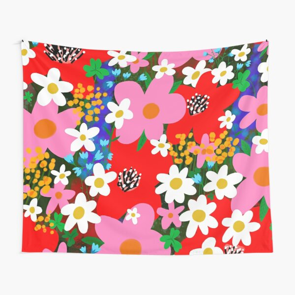 Flower Power! Tapestry