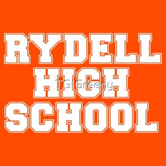 TShirtGifter presents: Rydell High School