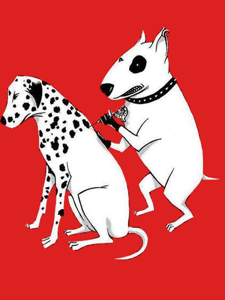 Pittbul tattooing Dalmatian | Unisex T-Shirt