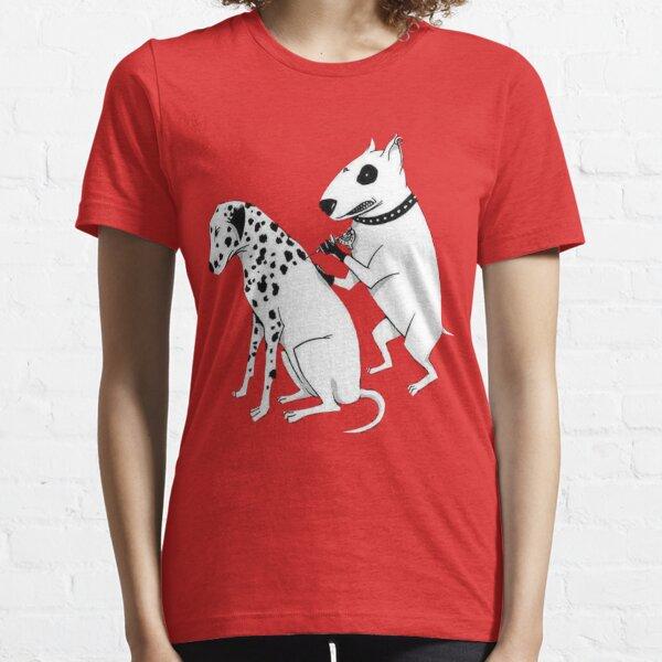 Pittbul tattooing Dalmatian Essential T-Shirt