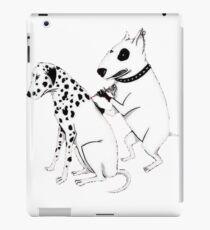 Pittbul tattooing Dalmatian iPad Case/Skin