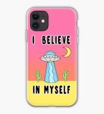 I Believe In Myself - The Peach Fuzz iPhone Case