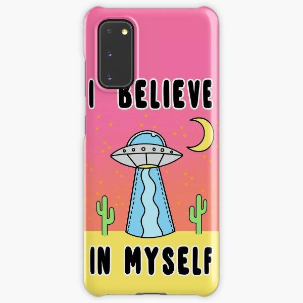 I Believe In Myself - The Peach Fuzz Samsung Galaxy Snap Case