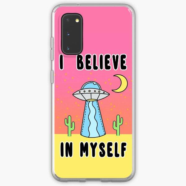 I Believe In Myself - The Peach Fuzz Samsung Galaxy Soft Case