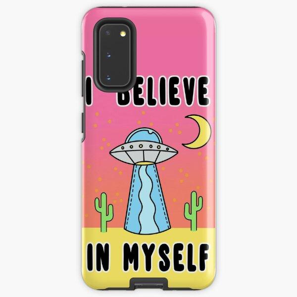 I Believe In Myself - The Peach Fuzz Samsung Galaxy Tough Case