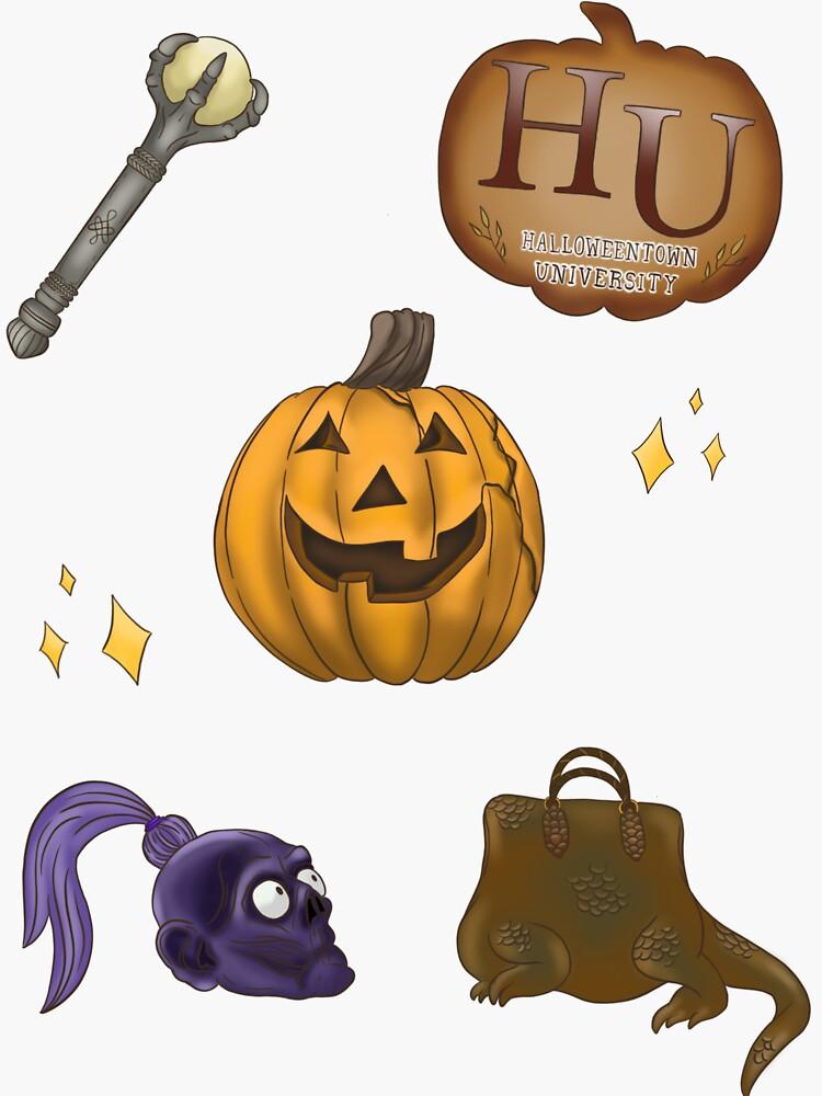 Halloween Stickers by artfigit