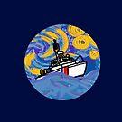 Coast Guard - Starry Night - 41 UTB by AlwaysReadyCltv