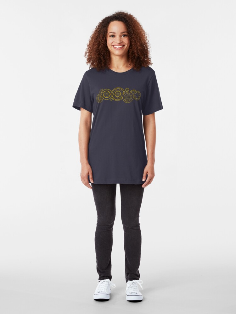 Alternate view of You Have To Concentrate Slim Fit T-Shirt