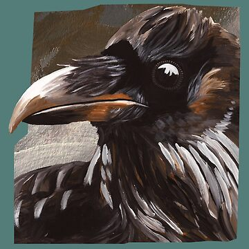 Quoth the Raven Nevermore by ImogenSmid