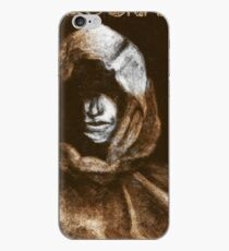 Gregorian Monk Mezzotint iPhone Case